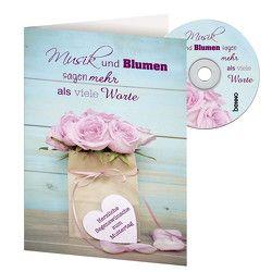 Musik & Blumen sagen mehr als viele Worte