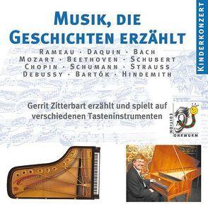 Musik, die Geschichten erzählt von Zitterbart,  Gerrit
