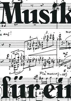 Musik für ein Bild – ein Bild für Musik von Komma,  Karl M, Victor,  Winand