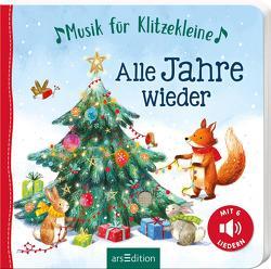 """Musik für Klitzekleine: Alle Jahre wieder von Jatkowska,  Ag, Schrank,  Gerald """"Greulix"""""""