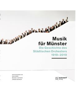 Musik für Münster von Berg,  Golo, Custodis,  Michael, Heidrich,  Jürgen