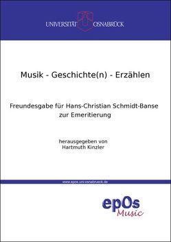 Musik – Geschichte(n) – Erzählen von Kinzler,  Hartmuth