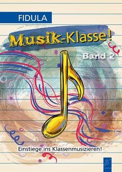 Musik-Klasse! von Junker,  Martin J, Meyerholz,  Ulrike, Uhr,  Stephan, Widmer,  Michel, Zimmermann,  Jürgen
