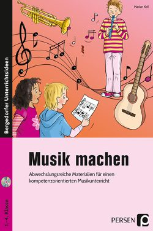 Musik machen von Keil,  Marion