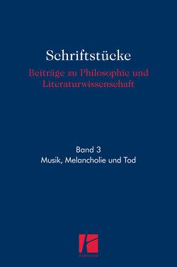 Musik, Melancholie und Tod von Barbey,  Rainer, Neecke,  Michael