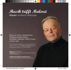 MUSIK TRIFFT MALEREI von Helberger,  Andreas, Helberger,  Martina