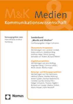 Musik und Medien von Hans-Bredow-Institut, Schramm,  Holger