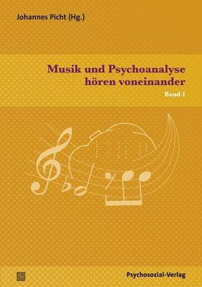 Musik und Psychoanalyse hören voneinander von Berheide,  Hauke Jaspar, Böhme-Bloem,  Christel, Heister,  Hanns W, Niedecken,  Dietmut, Picht,  Johannes, Stoupel,  Dorothee, Trapp,  Jürgen