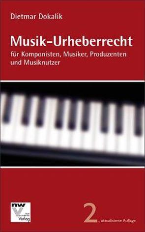Musik-Urheberrecht von Dokalik,  Dietmar