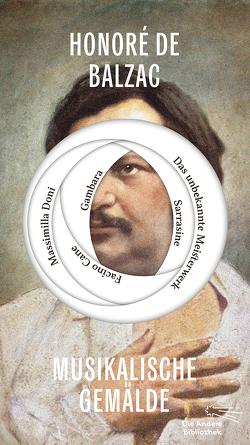 Musikalische Gemälde von Balzac,  Honoré de, Zweifel,  Stefan