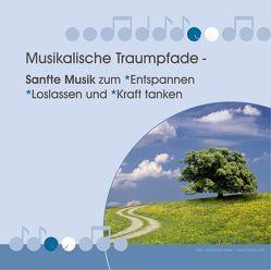 Musikalische Traumpfade von Bieber,  Sylvia, Metzner,  Frank