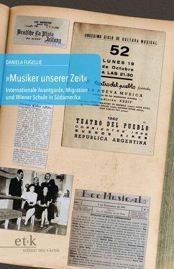 """""""Musiker unserer Zeit"""" von Fugellie,  Daniela, Schenk,  Dietmar, Schipperges,  Thomas, Schmidt,  Dörte"""