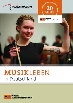 Musikleben in Deutschland von Schulmeistrat,  Stephan, Schwerdtfeger,  Christiane