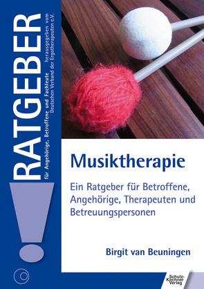Musiktherapie von van Beuningen,  Birgit