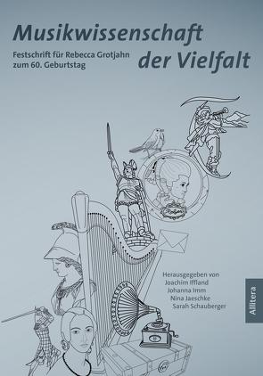 Musikwissenschaft der Vielfalt von Iffland,  Joachim, Imm,  Johanna, Jaeschke,  Nina, Schauberger,  Sarah