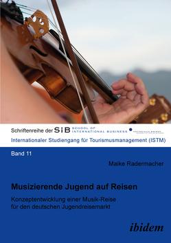 Musizierende Jugend auf Reisen von Herle,  Felix B, Radermacher,  Maike