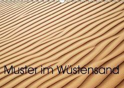 Muster im Wüstensand (Wandkalender 2019 DIN A3 quer) von Spescha,  Maurus