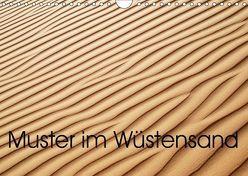 Muster im Wüstensand (Wandkalender 2019 DIN A4 quer) von Spescha,  Maurus