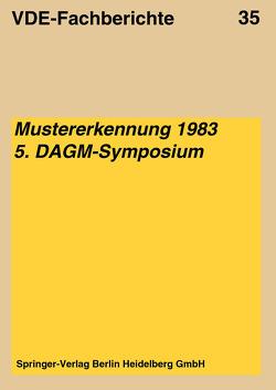 Mustererkennung 1983 von Kazmierczak,  H.