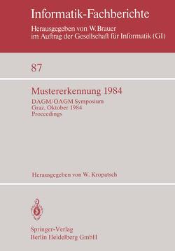 Mustererkennung 1984 von Kropatsch,  W.
