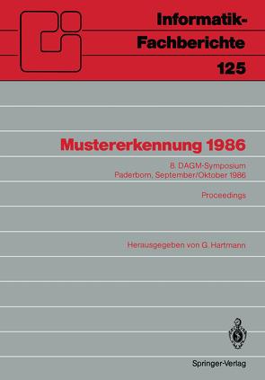 Mustererkennung 1986 von Hartmann,  Georg