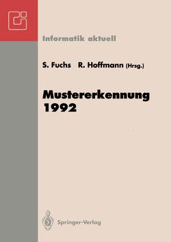 Mustererkennung 1992 von Fuchs,  S., Hoffmann,  R.