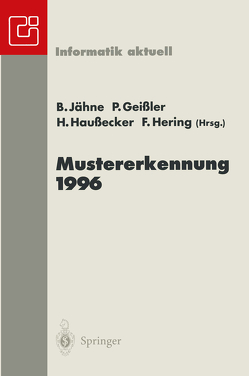 Mustererkennung 1996 von Geissler,  Peter, Haußecker,  Horst, Hering,  Frank, Jähne,  Bernd