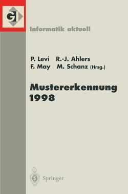 Mustererkennung 1998 von Ahlers,  Rolf-Jürgen, Levi,  Paul, May,  Franz, Schanz,  Michael