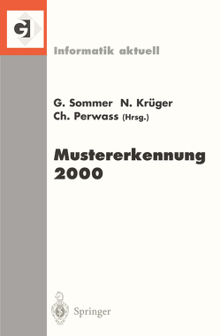 Mustererkennung 2000 von Krüger,  Norbert, Perwass,  Christian, Sommer,  Gerald