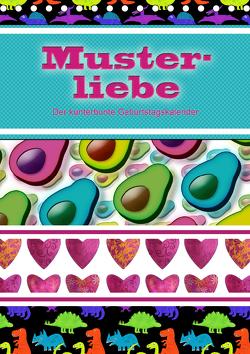 Musterliebe (Tischkalender 2021 DIN A5 hoch) von B-B Müller,  Christine
