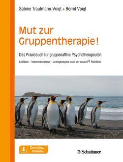 Mut zur Gruppentherapie! von Trautmann-Voigt,  Sabine, Voigt,  Bernd