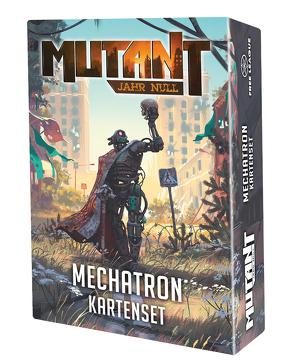 Mutant Mechatron – Kartenset von Härenstam,  Tomas