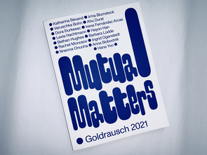 Mutual Matters – Goldrausch 2021 von Kruse,  Hannah