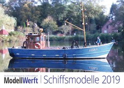 "MW-Monatskalender ""Schiffsmodelle 2019"""