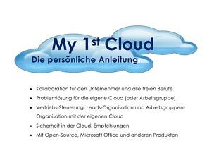 My 1st Cloud von Marxbauer,  Peter