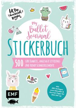 My Bullet Journal – Stickerbuch