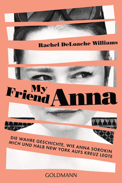 My friend Anna von DeLoache Williams,  Rachel