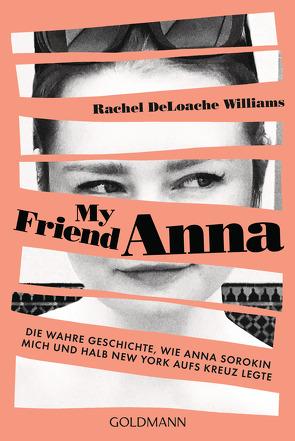 My friend Anna von DeLoache Williams,  Rachel