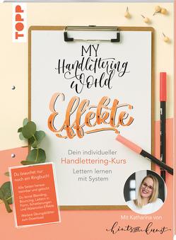 My Handlettering World: Effekte von Till,  Katharina