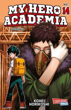 My Hero Academia 14 von Bockel,  Antje, Horikoshi,  Kohei