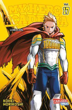 My Hero Academia 17 von Bockel,  Antje, Horikoshi,  Kohei