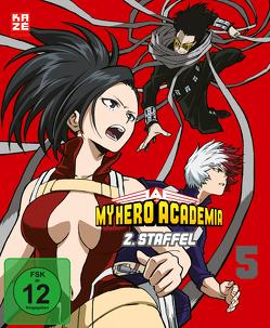 My Hero Academia – 2. Staffel – Blu-ray 5 von Nagasaki,  Kenji