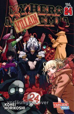 My Hero Academia 24 von Bockel,  Antje, Horikoshi,  Kohei