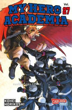 My Hero Academia 27 von Bockel,  Antje, Horikoshi,  Kohei