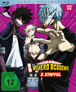 My Hero Academia – 3. Staffel – Blu-ray 2 von Nagasaki,  Kenji