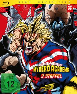 My Hero Academia – 3. Staffel – Blu-ray 3 von Nagasaki,  Kenji