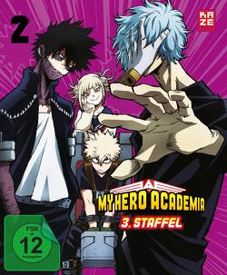 My Hero Academia – 3. Staffel – DVD 2 von Nagasaki,  Kenji
