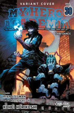 My Hero Academia 30 – Variant Cover von Bockel,  Antje, Horikoshi,  Kohei