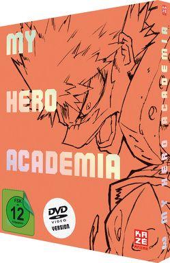 My Hero Academia – DVD 3 von Nagasaki,  Kenji