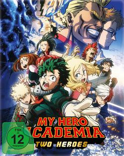 My Hero Academia: Two Heroes – Blu-ray (SteelBook) von Nagasaki,  Kenji